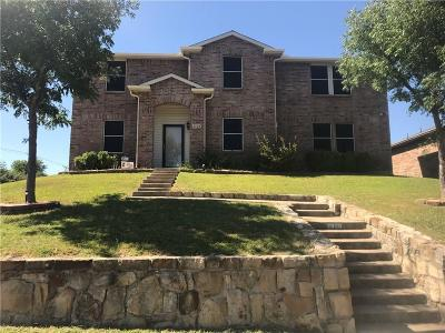 Mesquite Single Family Home For Sale: 2828 Sonora Lane