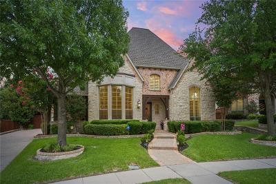 McKinney Single Family Home For Sale: 1404 Haverford Way