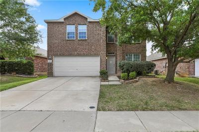 Fort Worth TX Single Family Home For Sale: $245,000