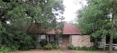 Alvarado Single Family Home For Sale: 903 S Rusk Avenue
