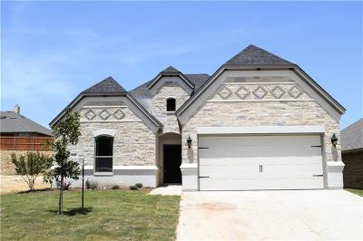 Weatherford Single Family Home Active Contingent: 1621 Town Creek Circle