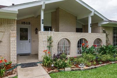 Garland Single Family Home For Sale: 1513 Monterrey Drive