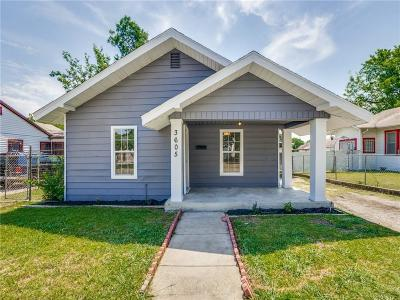 Fort Worth Single Family Home For Sale: 3605 S Adams Street
