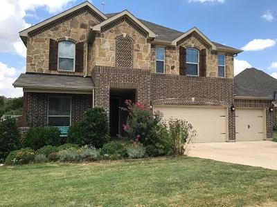 Benbrook, Fort Worth, White Settlement Single Family Home For Sale: 8232 Western Lakes