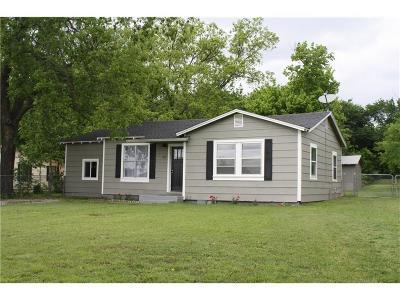 Single Family Home For Sale: 701 Jameson Street