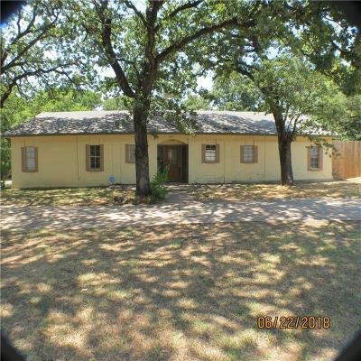 Single Family Home For Sale: 3601 Alhambra Drive