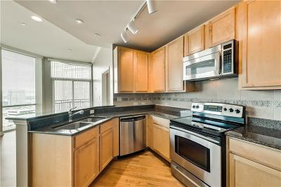Condo Active Option Contract: 500 Throckmorton Street #1206