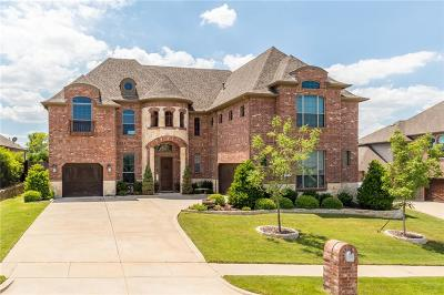 Keller Single Family Home For Sale: 1712 Sterling Trace Drive