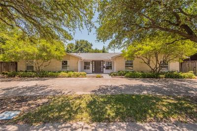 Single Family Home Active Option Contract: 4054 Cedar Bayou Drive