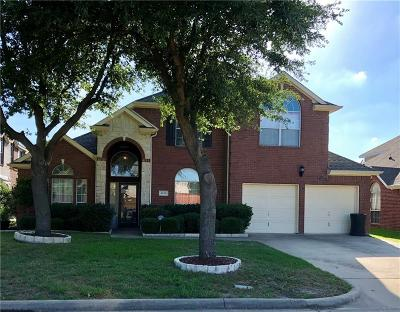 Rowlett Single Family Home Active Option Contract: 9513 Kings Link Circle