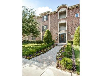 Highland Park, University Park Condo For Sale: 3116 Rosedale Avenue #207