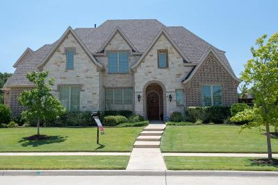 Keller Single Family Home For Sale: 1212 Ridgeway Drive