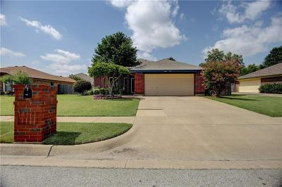 Keller Single Family Home For Sale: 205 Dodge Trail