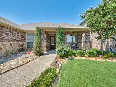 Prosper Single Family Home Active Contingent: 5710 Glenbrook Drive