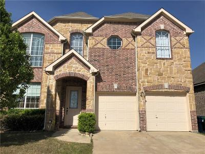 Denton Single Family Home For Sale: 913 Tallahassee Drive