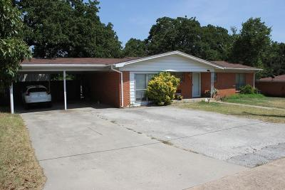 Decatur Single Family Home For Sale: 3007 S Lipsey Street