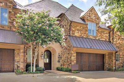 Mckinney Condo For Sale: 5804 Settlement Way
