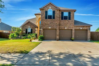 Fort Worth Single Family Home For Sale: 8213 Rock Elm Road