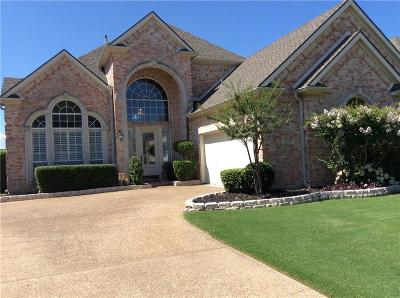 Coppell Single Family Home For Sale: 1351 Barrington Drive