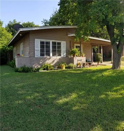 Fort Worth TX Single Family Home For Sale: $124,900