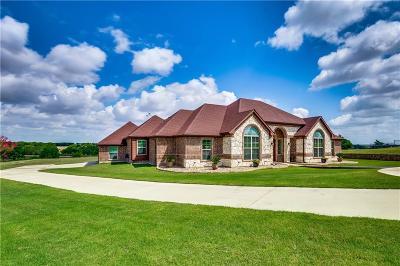 Waxahachie Single Family Home For Sale: 114 Brooke Lane