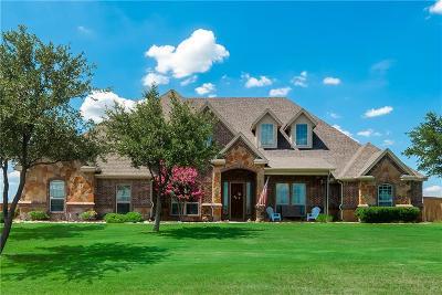 Aledo Single Family Home For Sale: 101 Jordan Ranch Road