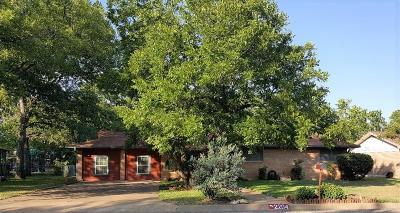 Brownwood Single Family Home For Sale: 2204 12th Street N
