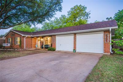 Abilene Single Family Home Active Kick Out: 2526 S Elmwood Drive
