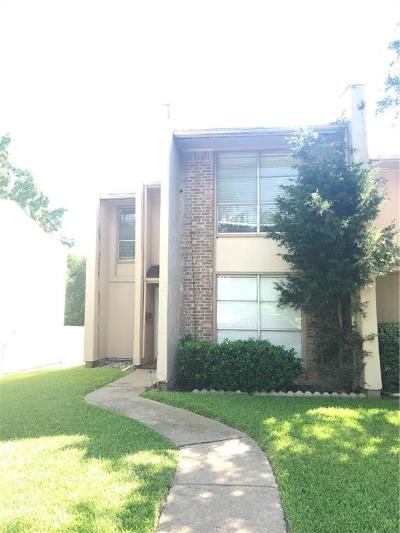 Garland Condo For Sale: 528 Valley Park