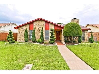 Coppell TX Single Family Home For Sale: $283,000
