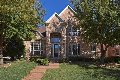 Irving Single Family Home For Sale: 7440 Marigold Drive