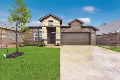 Weatherford Single Family Home For Sale: 2537 Hadley