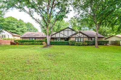 Colleyville Single Family Home For Sale: 1616 Dorset Drive