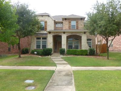Single Family Home For Sale: 3053 Clearfork Trail
