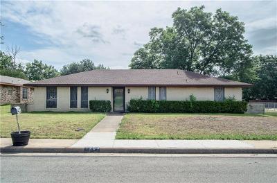 Desoto Single Family Home Active Option Contract: 1204 Holt Avenue