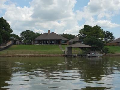 Granbury Single Family Home Active Option Contract: 713 Aqua Vista Drive