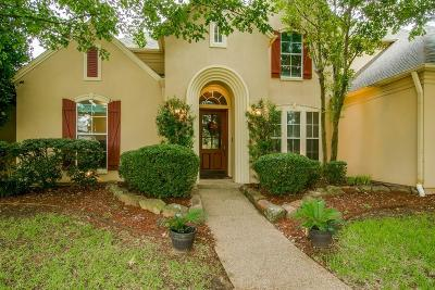 Colleyville Single Family Home For Sale: 2007 Reynolds Drive