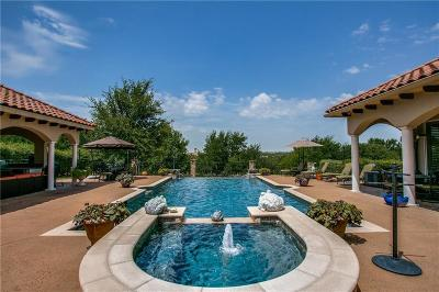 McKinney Single Family Home For Sale: 5713 S Woodcreek Circle