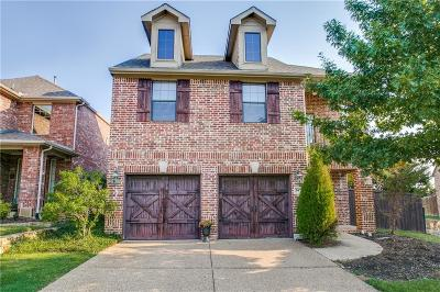 Fort Worth Single Family Home For Sale: 9073 Cottonwood Village Drive