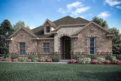 Groovy 3 Bed 2 Baths Home In Waxahachie For 245 317 Download Free Architecture Designs Meptaeticmadebymaigaardcom