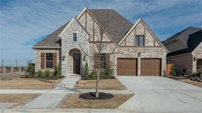 Frisco Single Family Home For Sale: 3740 Covedale Boulevard