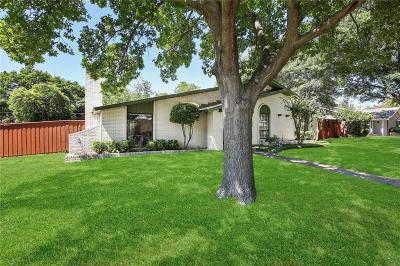 Single Family Home For Sale: 6715 Hillwood Lane