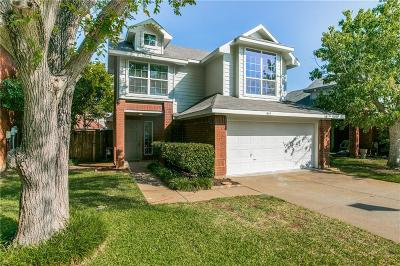 Coppell Single Family Home For Sale: 614 Saint Andrews Place