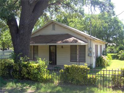 Eastland County Single Family Home For Sale: 335 Co Rd 447