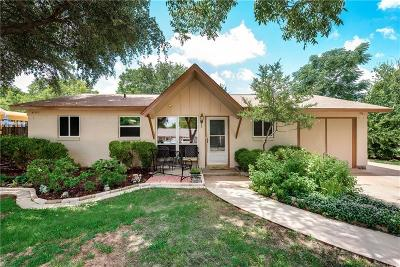 Watauga Single Family Home For Sale: 6524 Avalon Drive