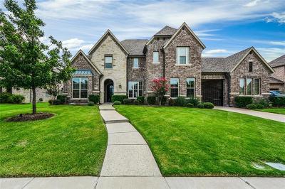 Allen Single Family Home For Sale: 2294 Windham Lane