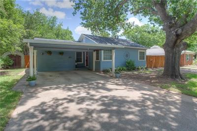 Single Family Home Active Option Contract: 6432 Curzon Avenue