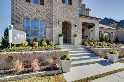 Little Elm Single Family Home For Sale: 4908 Union Park Boulevard