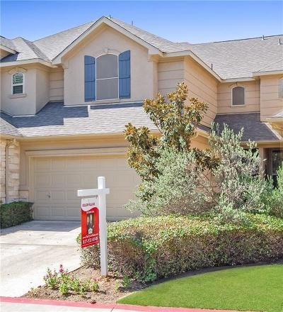 Euless Townhouse For Sale: 512 Jamboree Way