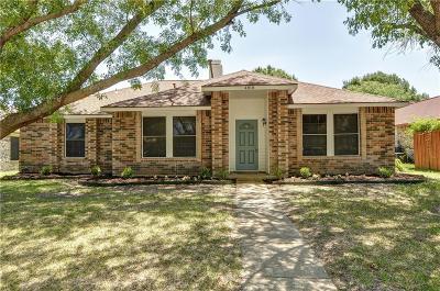 Rowlett Single Family Home For Sale: 4818 Wills Court